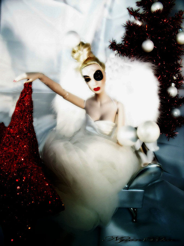 Pierrot fait l'ange